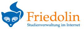 Friedolin - Online-Studienverwaltung